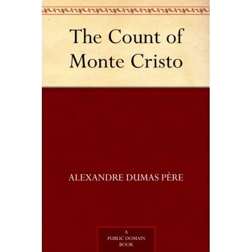 Alexandre Dumas – The Count of Monte Cristo cover