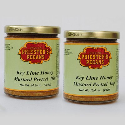 Key Lime Honey Mustard, 2-10 oz. Jars