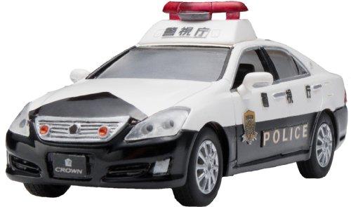 ダイヤペット DK-3109 1/43スケール クラウン警らパトカー