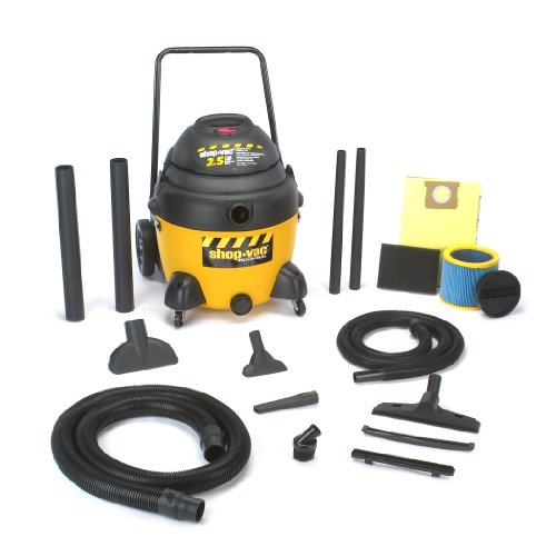 16 Gallon Wet Dry Vac front-13127