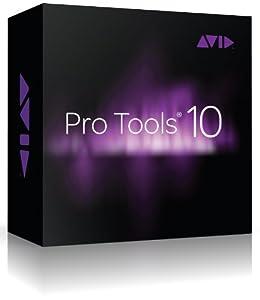 【国内正規品】 AVID ProToolsソフトウェア Pro Tools 10 (DVD-ROM版) PROTOOLS10DVD