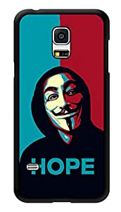 "Humor Gang We Are The Hope - V For Vendetta Printed Designer Mobile Back Cover For ""Samsung Galaxy S5"" (3D, Glossy, Premium Quality Snap On Case)"