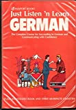 img - for Listen 'n Learn German (with book) book / textbook / text book