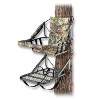 Tree Stand Climber Climbing Hunting Deer Bow Game Hunt Portable Single Man TS-08
