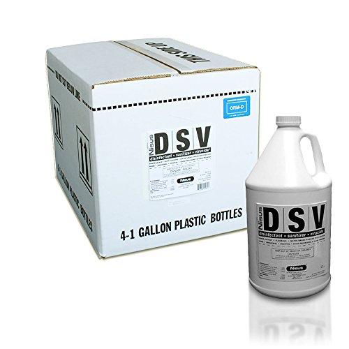 Dsv Disinfectant 1 Case (4 Gallons)