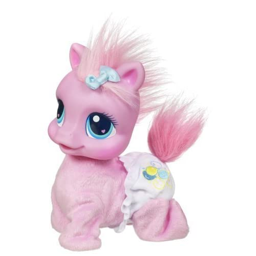 My Little Pony Crawling Newborn Pinkie Pie by Hasbro