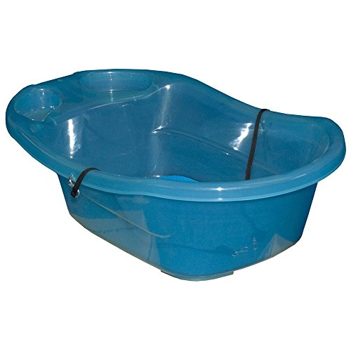 Pet Gear Pup-Tub, for pets up to 20-pounds, Ocean Blue (Pet Tubs For Small Dogs compare prices)