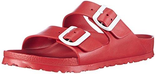 Birkenstock - Arizona  Eva, Pantofole A Casa da donna, rosso (red), 38