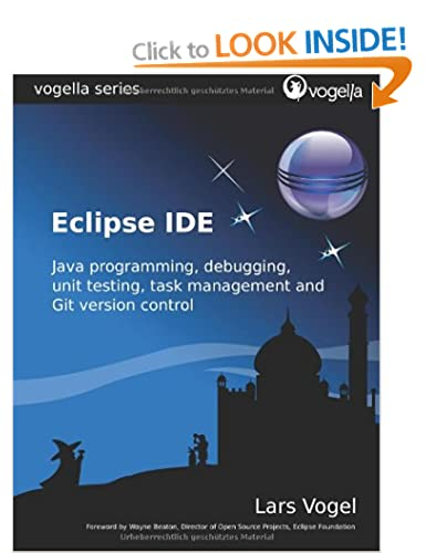 Eclipse IDE Book