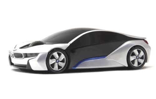 BMW i8 concept Wireless Optical Car Mouse Blue Eye Engine BM-i8-SL