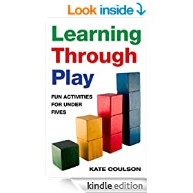 LEARNING THROUGH PLAY FUN ACTIVITIES FOR UNDER FIVES