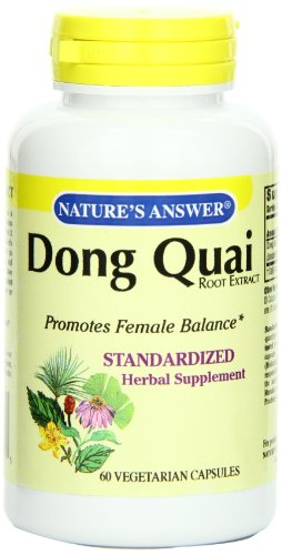 Nature's Answer Dong Quai Root Standardized,