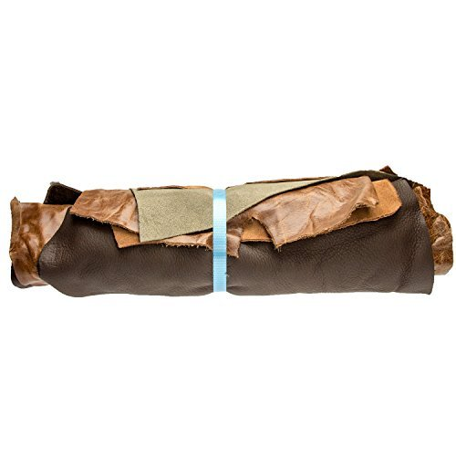leather-scraps-1-kg-various-shades-of-brown-assorted-a4-size-offcuts-craft-pieces-ideal-for-any-craf