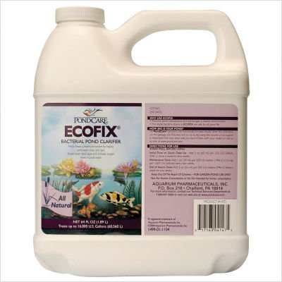 PondCare 147C Ecofix Bacterial Pond Clarifier Gallon