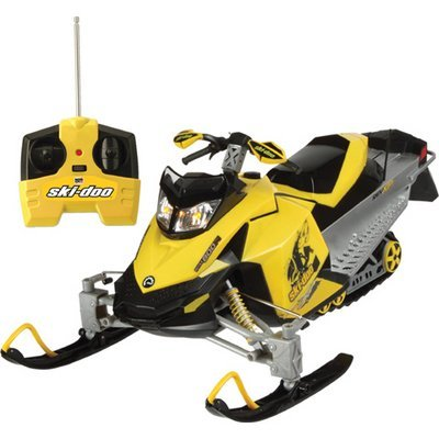 Interactive Toy Concepts 17'' Skidoo RC Snowmobile