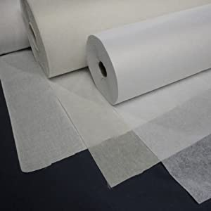 Interfacing Fabric - Various weights, Sew on and Iron On (Per Metre) from Nortex Mill