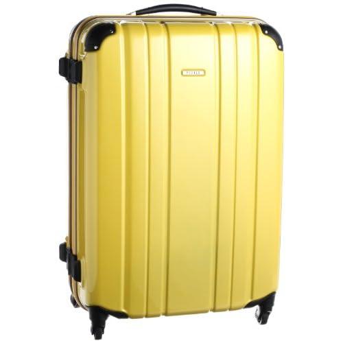 [ピジョール] PUJOLS ピジョール フェリーク スーツケース 71cm・80リットル・6.1kg 05943 14 (イエロー)
