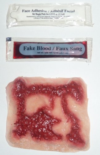 Rubies-Costume-Reel-FX-Chomped-Bite-Wound-Kit
