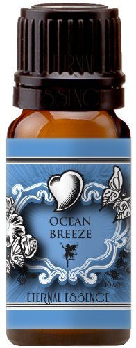 Ocean Breeze Premium Grade Fragrance Oil - 10Ml/.33Oz - Scented Oil