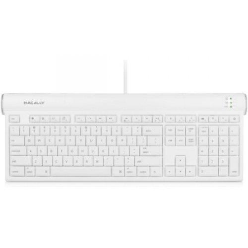 Macally Icekey2 / Usb 2.0 Slim Keyboard With Shortcut Function Keys