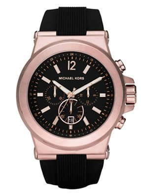 Michael Kors Mk8184 Men'S Classic Watch Dial: Black Chronograph