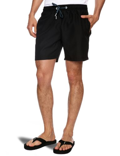 Bjorn Borg Solid Woven Loose Men's Swim Shorts