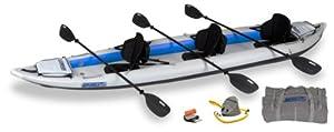 Sea Eagle FastTrack 465-Feet Inflatable Kayak Pro Package