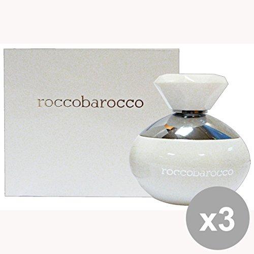 Set di 3 ROCCOBAROCCO White edp donna 100 ml. - Profumo femminile