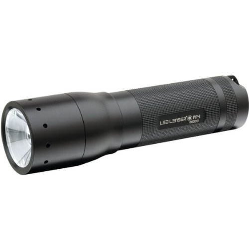 Led Lenser 880032 M14.2 Black 220 Lumens 280M 2Hr Ipx4 (880032)