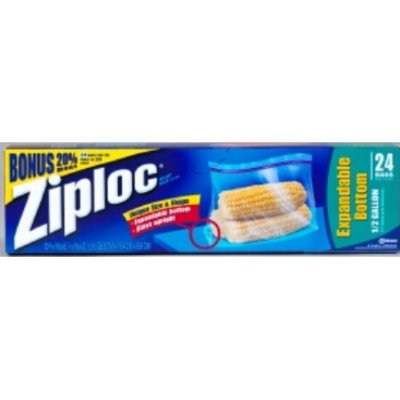 Microwave Ziploc Bag