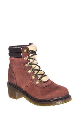 Sylvia Mid Heel Boot