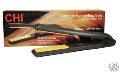 CHI 1&quot; Original Ceramic Style Flat Iron by Farouk