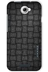 IndiaRangDe Hard Back Cover FOR HTC One X