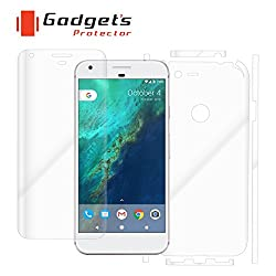 Google Pixel front and back mobile scratch Guard, Mobile Scratch Guard, Screen Protector, Mobile Cases, Mobile Covers, Mobile Skins Guard, Mobile Pouches, Rubbery Invisible Skin, Phone Protector, Phone Covers, Phone Guard