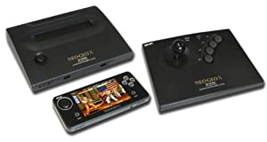NEOGEO X GOLD ENTERTAINMENT SYSTEM (初回特典:『NINJA MASTER』のGAME CARD同梱)