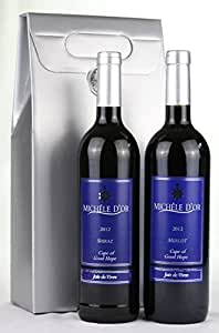 Merlot and Shiraz Twin Gift Pack
