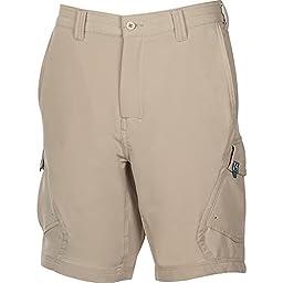 Hook & Tackle® Shoreline 4-way Stretch Short 38 Sand