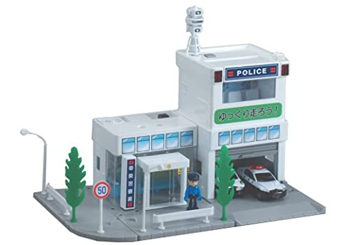 トミカタウン 警察署