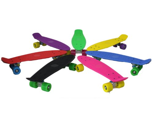 "Cheap High Bounce Complete 22"" Skateboard"