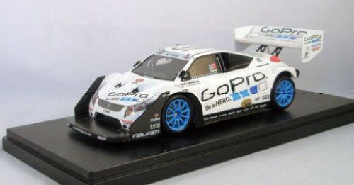 K MODEL 1/43 Monster Sport SX4 PIKES PEAK 2011 OVERALL WINNER Nobuhiro MONSTER TAJIMA