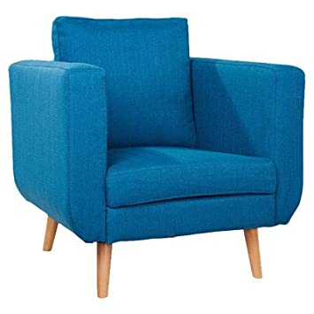Leader Lifestyle Billy Armchair, Turquoise