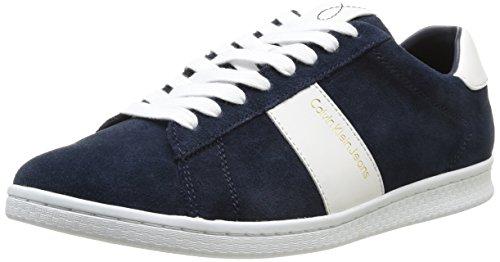 Calvin Klein Jeans - Hal, Sneakers da uomo, Blu (Blau (NAVY / NVY)), 43