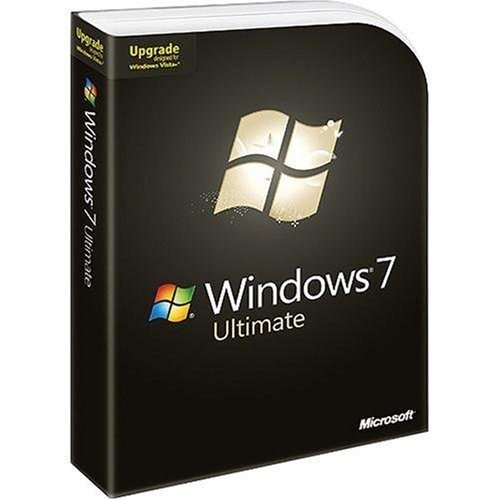 Microsoft Windows 7 Ultimate Upgrade