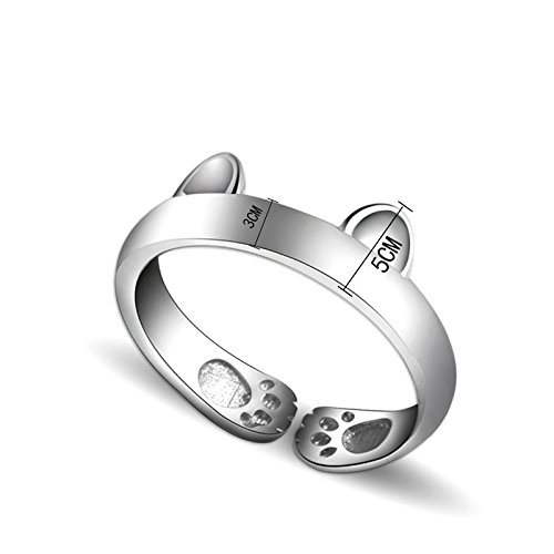 cute-kitty-ears-paw-geoffneter-ring-versilbert-verstellbarer-dame-girl-schmuck