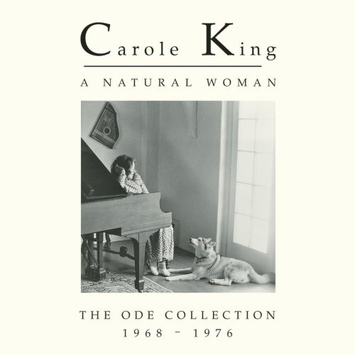 Carole King - A Natural Woman: The Ode Collection 1968-1976 - Zortam Music