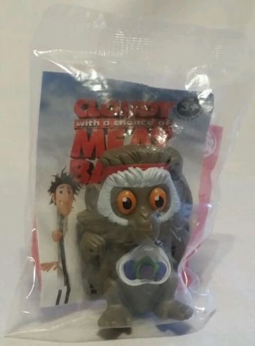 Steve the Monkey - Cloudy with a Chance of Meatballs - Burger King - 2009 - 1