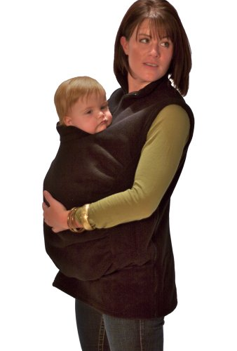 Peekaru Original Fleece Baby Carrier Cover Medium