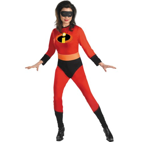 Disguise Womens The Incredibles - Mrs. Incredible Adult