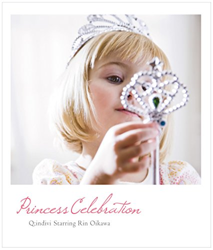 Q;Indivi Starring Rin Oikawa - Princess Celebration [Japan CD] QSP-8