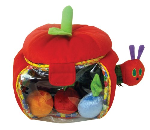 World of Eric Carle, Apple Playset by Kids Preferred